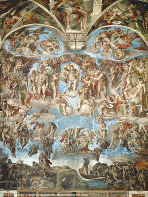 Last Judgement - Poster