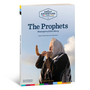 The Prophets: Messengers of God's Mercy Study Set