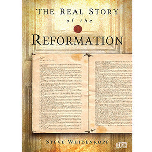 CD - The Real Story of the Reformation