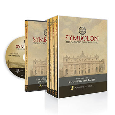 Symbolon: The Catholic Faith Explained DVD Set Part I