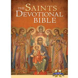 The Saints Devotional Bible NABRE
