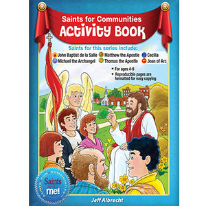 Saints for Communities Activity Book