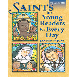 Saints for Young Readers for Every Day Volume One
