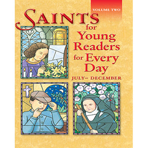 Saints for Young Readers for Every Day Volume Two