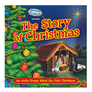 The Story of Christmas CD