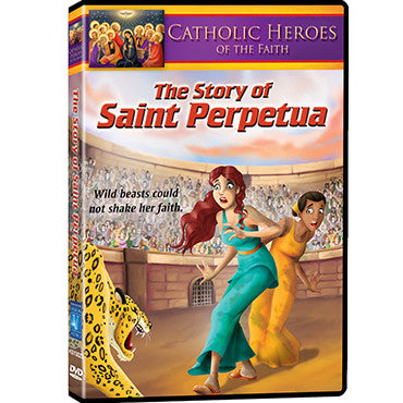 The Story of Saint Perpetua DVD