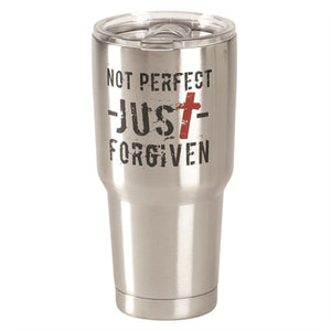 Tumbler - SS - Not Perfect/Just Forgiven