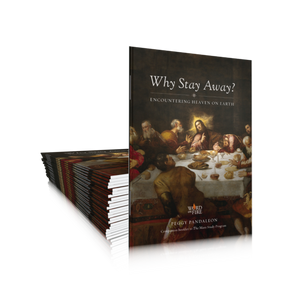 "The Mass - ""Why Stay Away?"" Pack of 20 Booklets"