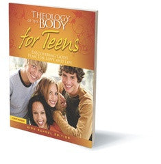 Theology of the Body for Teens: High School Edition Student Workbook