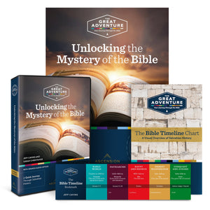 Unlocking the Mystery of the Bible --Starter Pack