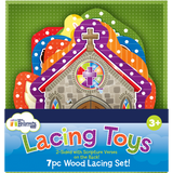 WB Wood Lacing Toys