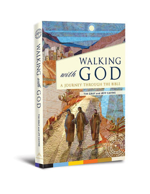Walking with God: A Journey through the Bible-Revised