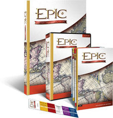Epic: A Journey Through Church History Starter Pack