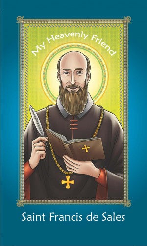 Prayer Card - Saint Francis de Sales
