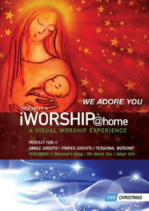 DVD - iWorship@home Christmas Edition