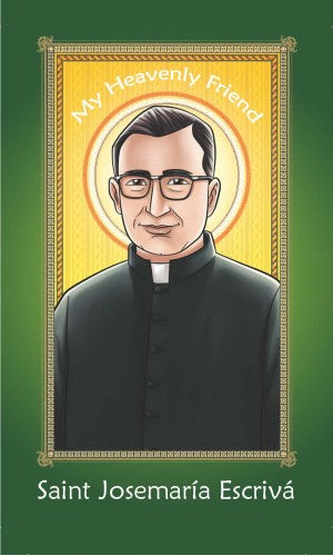 Prayer Card - Saint Josemaria Escriva