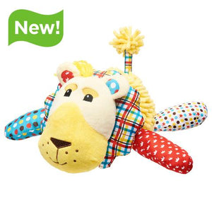 Lil' Prayer Buddy - Liam the Lion - New & Revised