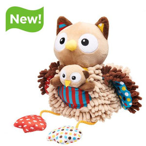 Lil' Prayer Buddy - Olivia The Owl - New & Revised