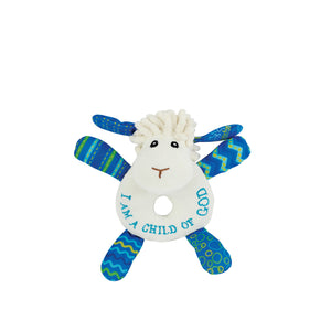 Levi the Little Lamb Rattle