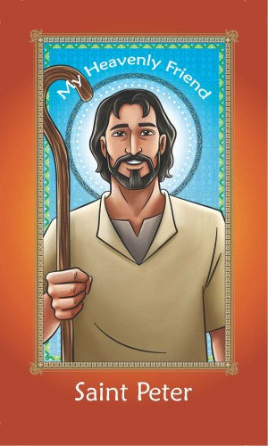 Prayer Card - Saint Peter (Pack of 25)