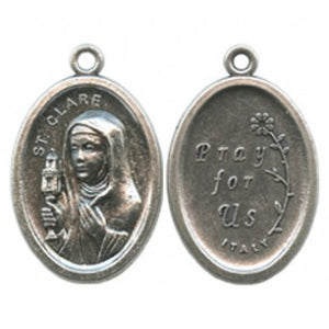 Medal - St. Clare
