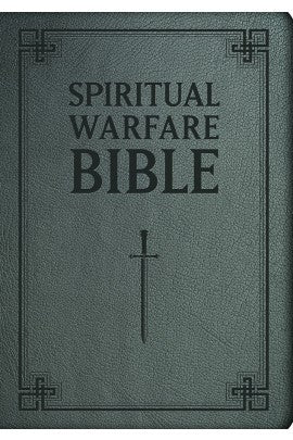 Spiritual Warfare Bible - RSV-Catholic Edition
