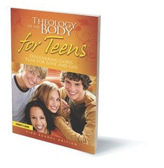 Theology of the Body for Teens: High School Edition Parent's Guide