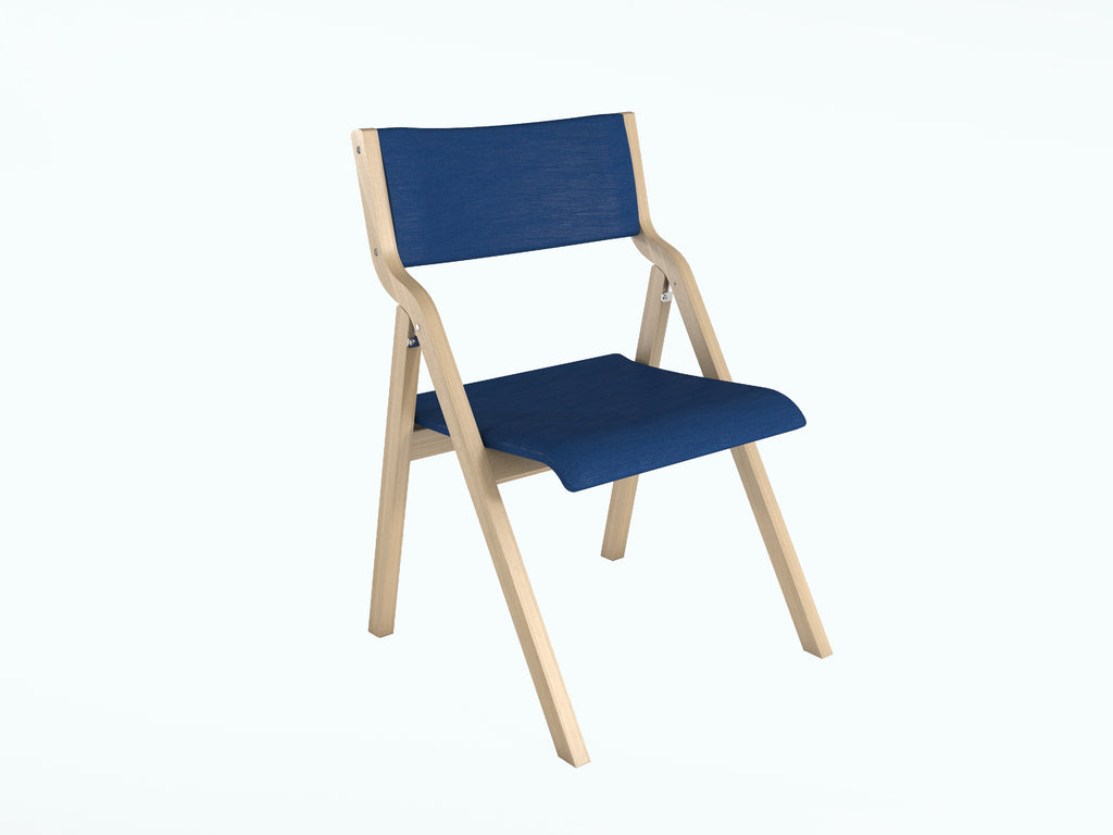 Lavi Portable Wooden Chairs