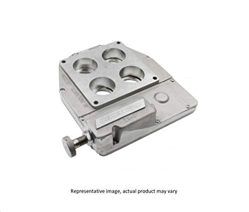Auto Meter AutoMeter TS1AD Dedenbear Throttle Stop, Baseplate Style, Co2 Actuated, Std. Holley 4150 (Double Acting)