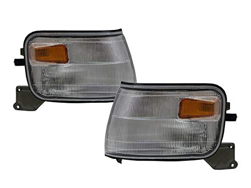 CABI Express 1999 present VAN 4D Clear Corner Light Lamp Chrome for Mitsubishi