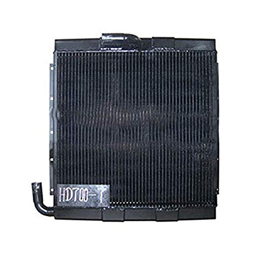 For Kato Hydraulic Oil Cooler HD700-7 HD900-7 Excavator