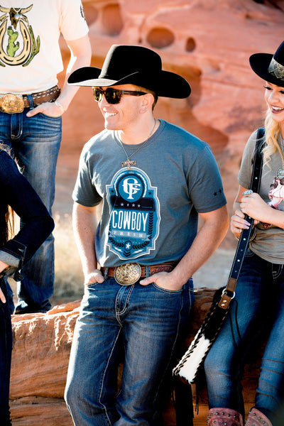 Cowboy Fresh. Our brand took center stage in the Valley of Fire with our  new line of products. We had a blast styling everyone in our shirts 2885505b680