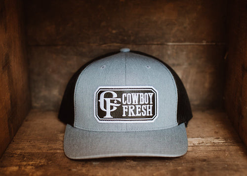 Cowboy Fresh Vest Sticker
