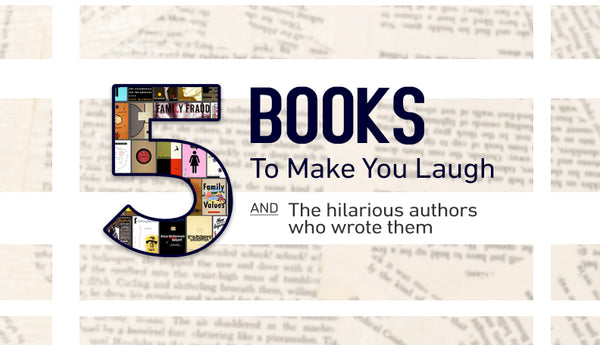 5 Funny Books we Love