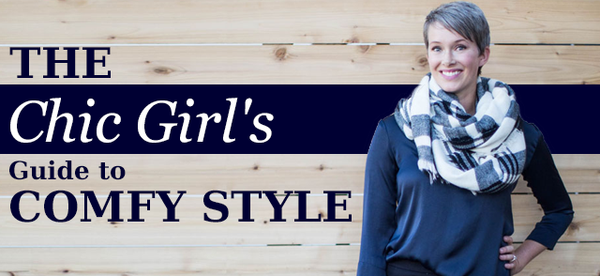 Chic Girl's Guide to Comy Style