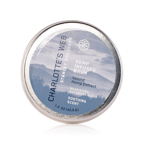 Charlotte's Web – Hemp Infused Balm 1.5oz (450mg CBD)