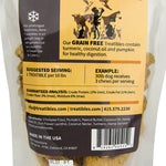 Treatibles – CBD Dog Treats Chews - Small/Medium dog