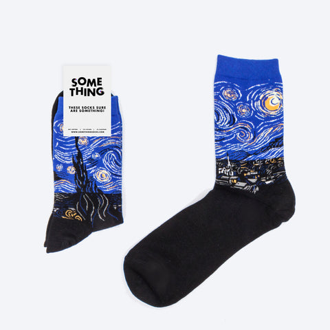 Stars at Night Socks