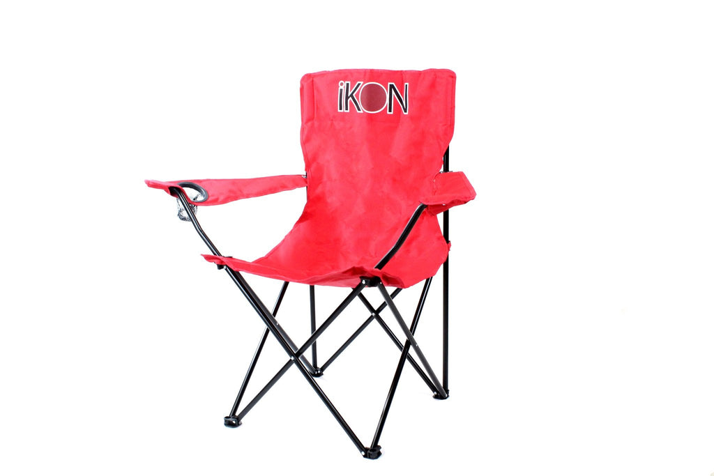 IKON Heavy-Duty Camp Chair