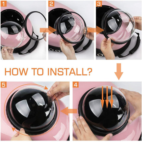 How to install bubbles