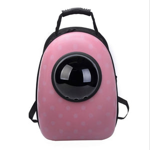Glass Bubble Cat Backpack (15 Colors)