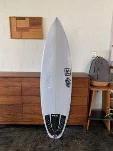 "USEDBOARD // SK SURFBOARDS BACKLASH Model 5'10"" x 18.88"" x 2.5"""