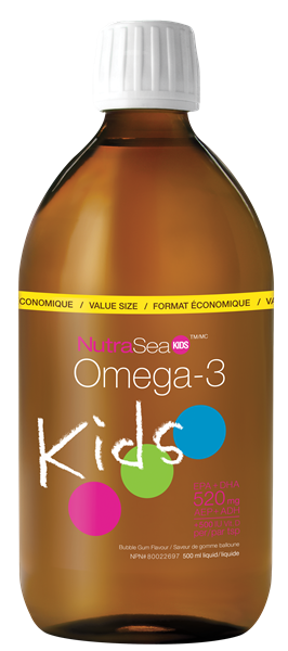 Omega 3 Kids - Bubblegum Liquid