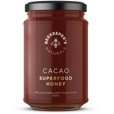 Cacao Superfood Honey 500 grams