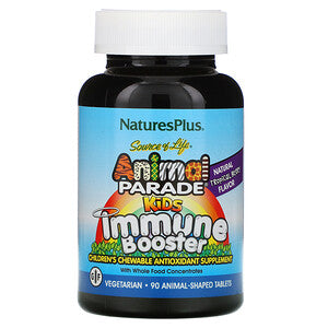 Kids Immune Booster - 90 chewable tablets
