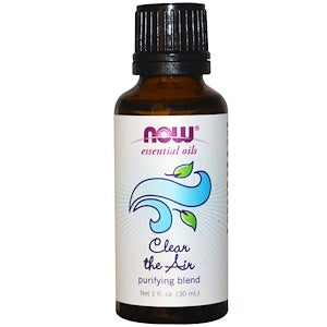 Clear The Air (Purifying Blend) Essential Oil 30 ml