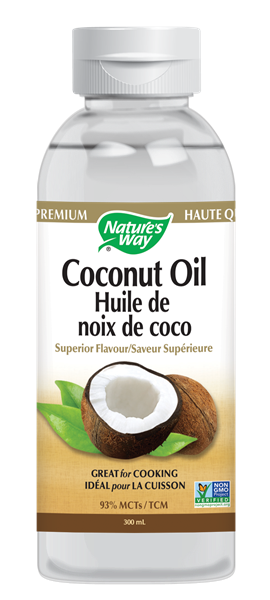 Liquid Coconut Oil 93% MCT's