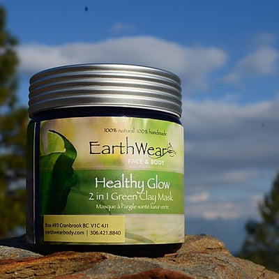 Earthwear - Healthy Glow Green Clay Mask
