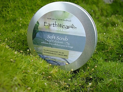 Earthwear - Soft Scrub Facial Exfoliant