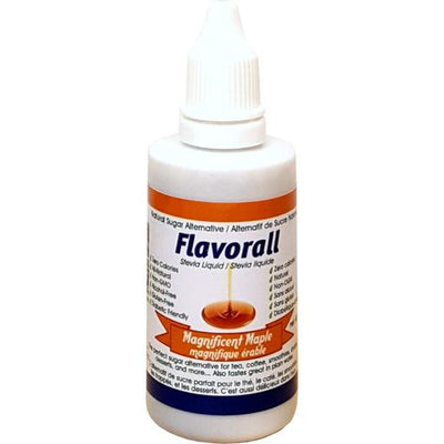 Flavorall - Liquid Flavoured Stevia - Various Flavours